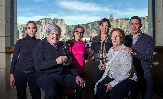 Familia Pérez Cuevas