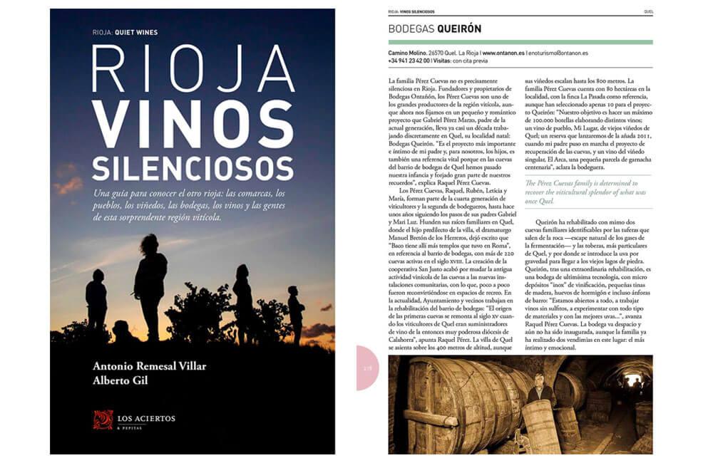 Rioja, vinos silenciosos